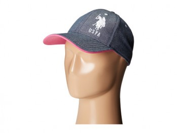 Sapca Chambray US Polo
