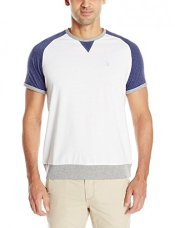 Tricou US Polo Assn Baseball Crew