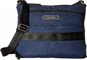 Geanta Calvin Klein Distressed Nylon Messenger