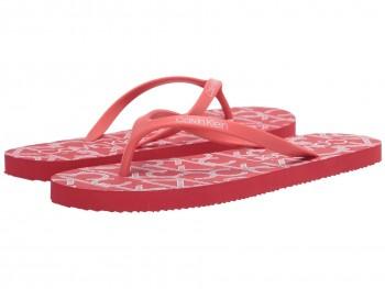 Papuci plaja Calvin Klein Syreeta-Rosu-6 US (36.5 EU)