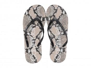 Papuci plaja Calvin Klein Sanica