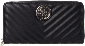 Portofel Guess Blakely Bifold Black