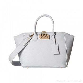 Geanta Gabriella Rocha Salma Satchel with Lock