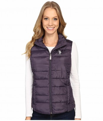 Vesta dama U.S. Polo Assn. Quilted