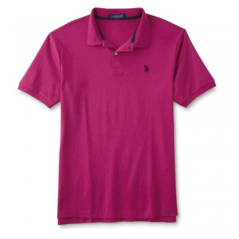 Tricou U.S. Polo Assn. Luxury Feel